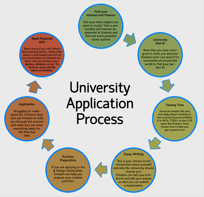 application college essay writing