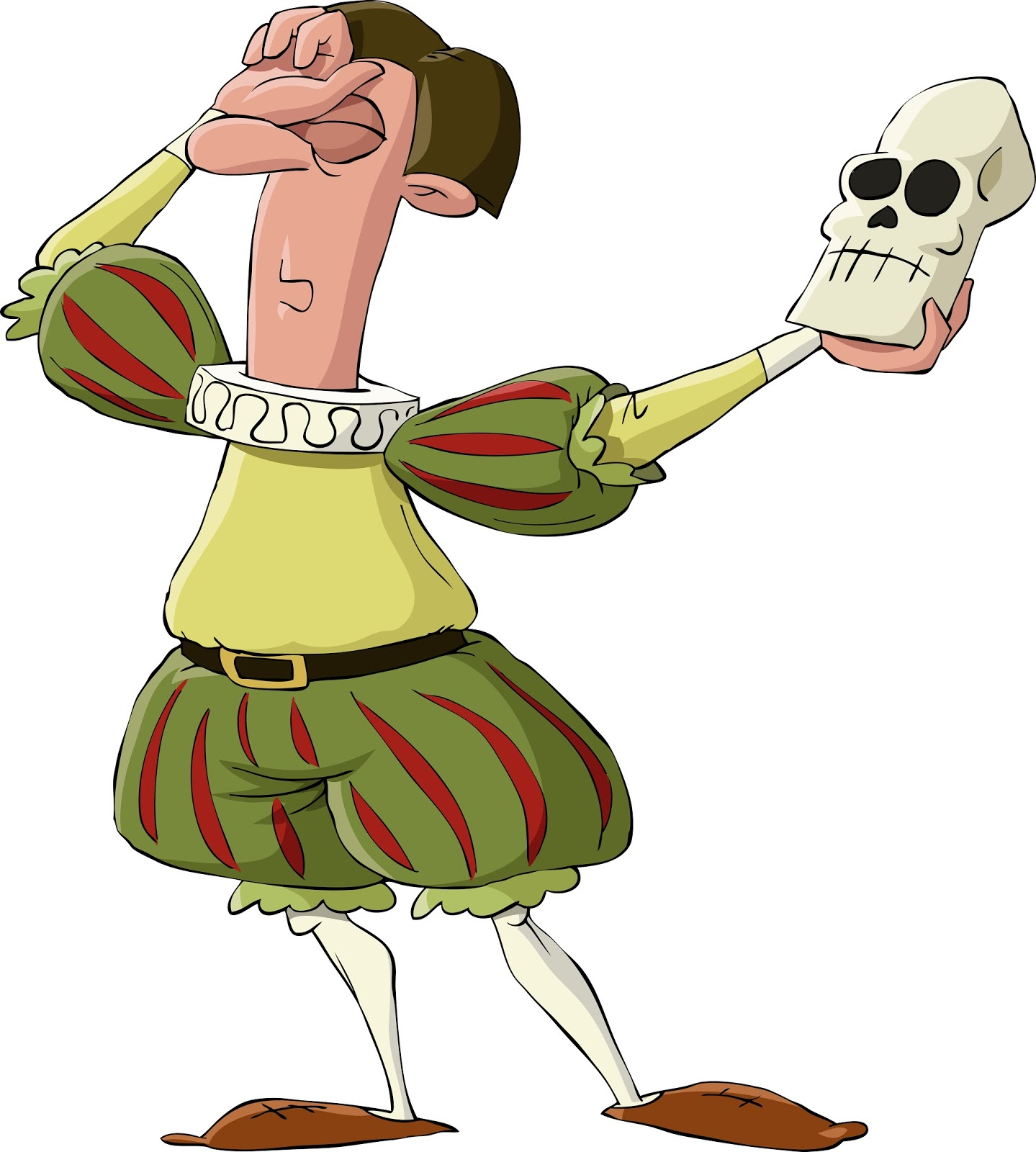 I have to write an essay on hamlet being a trickster, how do i start my introduction?